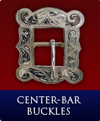 Center Bar Buckles